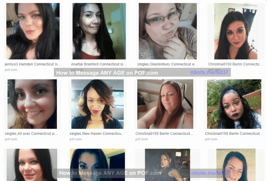 How Can i Search 🔎 for Someone on POF 🐟 5 Ways | Scrapers〘N〙Bots
