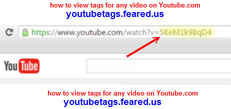 how to See Youtube Video Tags for Any Youtube Video