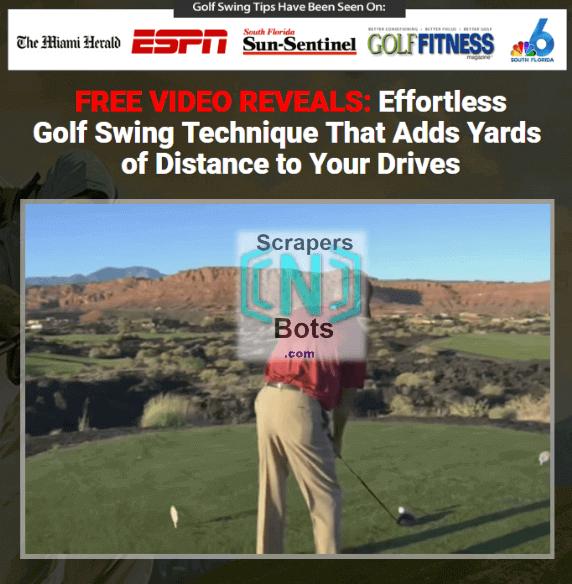 Monster Golf Swing Terrence Howard Website.
