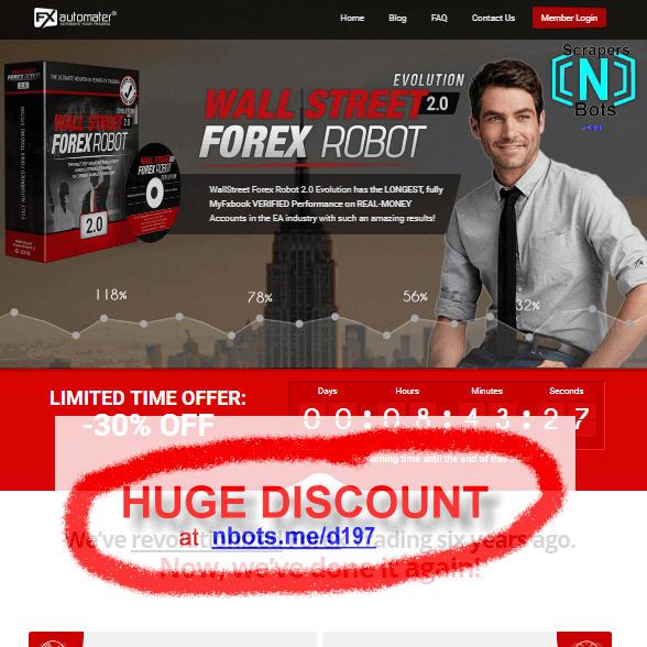 Forex discount