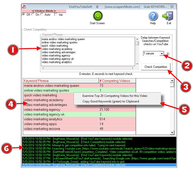 ViralYouTubeSoft Tutorial〙 ⇔ Scrapers〘N〙Bots