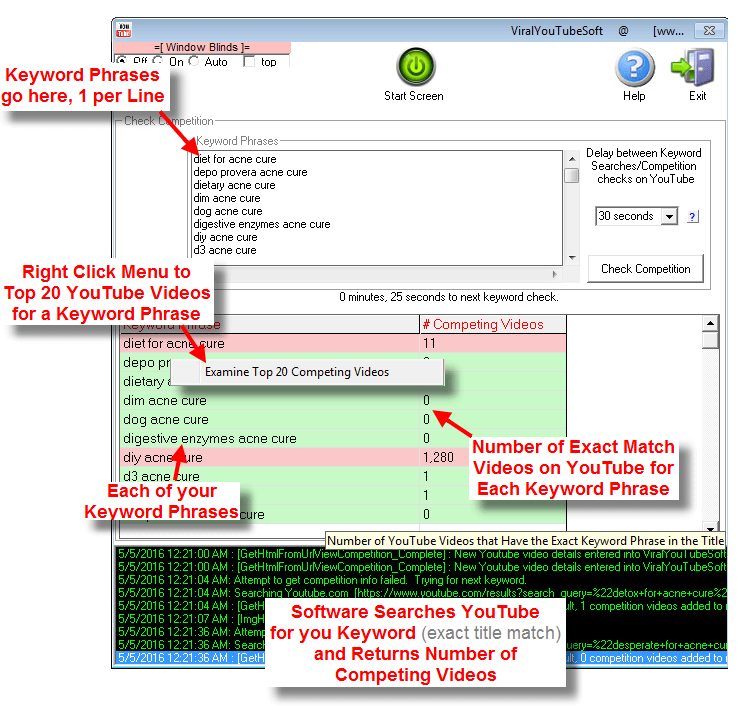 Image of Check Competition Module Features And How To Use.