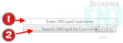 can you search on okcupid